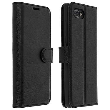 Avizar Etui folio Noir pour BlackBerry KEY2 Etui folio Noir BlackBerry KEY2