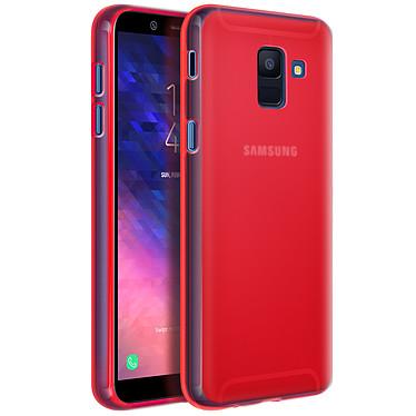 Avizar Coque Rouge pour Samsung Galaxy J6 pas cher