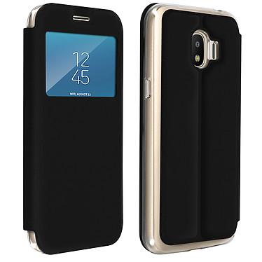 Avizar Etui folio Noir pour Samsung Galaxy Grand Prime Pro Etui folio Noir Samsung Galaxy Grand Prime Pro