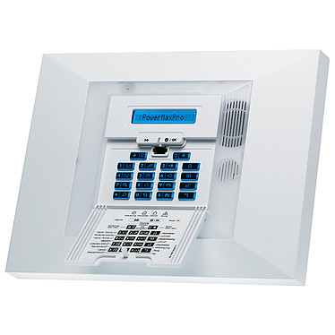 Visonic PowerMax Pro - Alarme maison - 02 pas cher