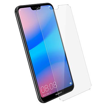 Avizar Film verre trempé Transparent pour Huawei P20 Lite pas cher