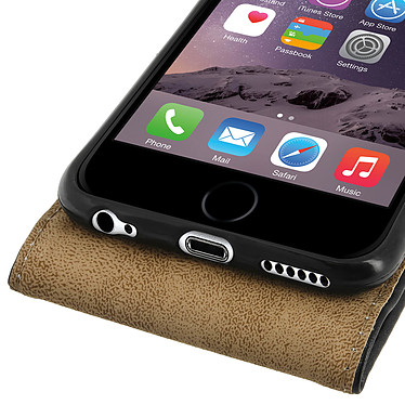 Avis Avizar Etui à clapet Noir pour Apple iPhone 6 , Apple iPhone 6S