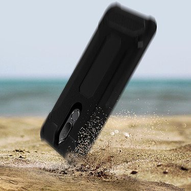 Avis Avizar Coque Noir pour Huawei Mate 10 Lite