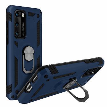 Avizar Coque Bleu Nuit pour Huawei P40 pas cher