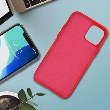 Acheter Avizar Coque Rouge Semi-Rigide pour Apple iPhone 11 Pro