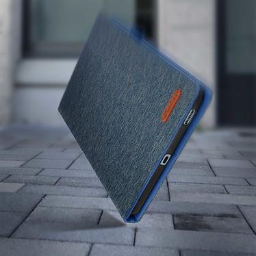 Avizar Etui folio Bleu pour Samsung Galaxy Tab S6 Lite pas cher