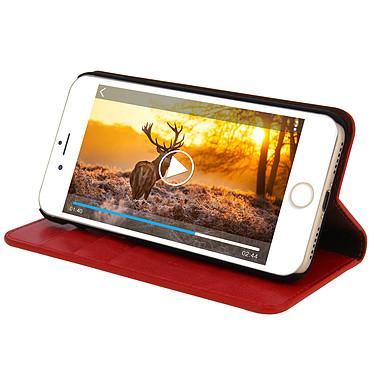Avis Avizar Etui folio Rouge pour Apple iPhone 7 , Apple iPhone 8 , Apple iPhone SE 2020
