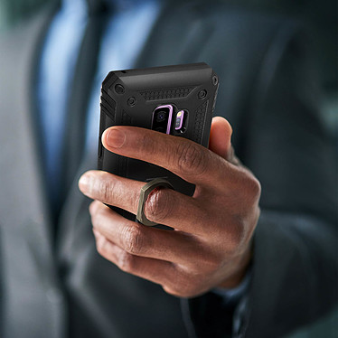 Acheter Avizar Coque Noir pour Samsung Galaxy S9 Plus