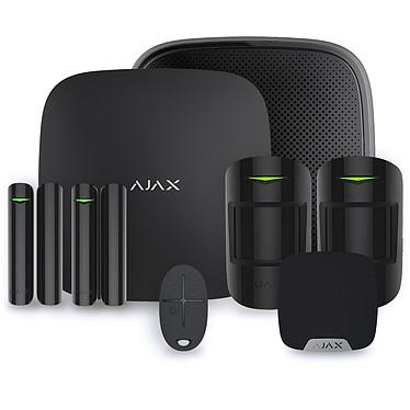 Ajax Alarme maison StarterKit noir  Kit 3 Alarme maison StarterKit noir  Kit 3