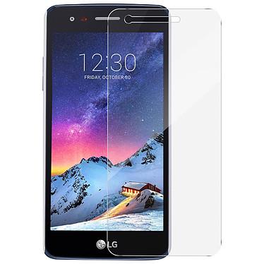 Avizar Film verre trempé Transparent pour LG K4 2017, LG K8 2017 Film verre trempé Transparent LG K4 2017, LG K8 2017
