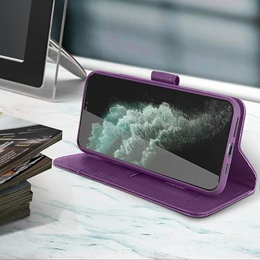 Avis Avizar Etui folio Violet pour Apple iPhone 11 Pro Max