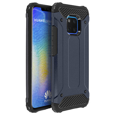Avizar Coque Bleu Nuit pour Huawei Mate 20 Pro pas cher
