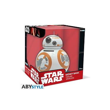 Star Wars - Tirelire BB8 Tirelire Star Wars, modèle BB8.
