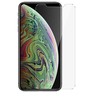 Avizar Film verre trempé Transparent pour Apple iPhone XS Max pas cher