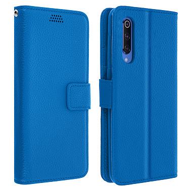 Avizar Etui folio Bleu pour Xiaomi Mi 9 Etui folio Bleu Xiaomi Mi 9