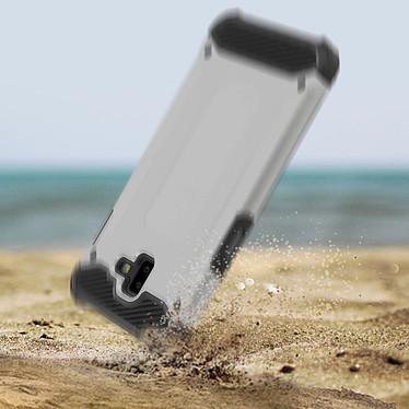 Avis Avizar Coque Argent pour Samsung Galaxy J6 Plus