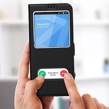 Avis Avizar Etui folio Noir pour Sony Xperia 10 Plus