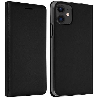 Avizar Etui folio Noir pour Apple iPhone 11 Etui folio Noir Apple iPhone 11