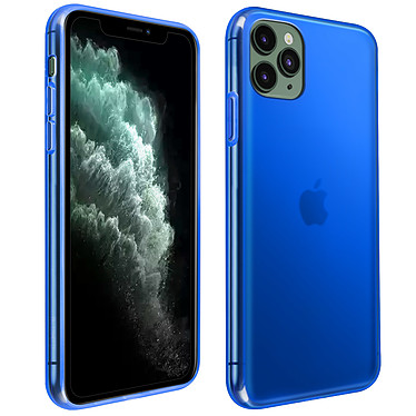 Avizar Coque Bleu pour Apple iPhone 11 Pro Coque Bleu Apple iPhone 11 Pro