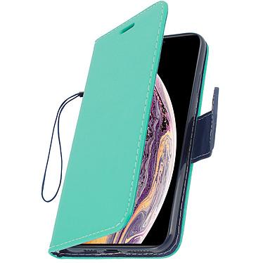 Avizar Etui folio Vert pour Apple iPhone XS Max pas cher