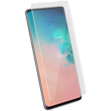 Avizar Film verre trempé Transparent pour Samsung Galaxy S10 Film verre trempé Transparent Samsung Galaxy S10