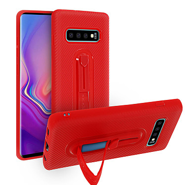 Avizar Coque Rouge pour Samsung Galaxy S10 Plus pas cher