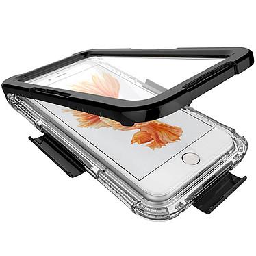 Avizar Coque étanche Noir pour Apple iPhone 6 , Apple iPhone 6s pas cher