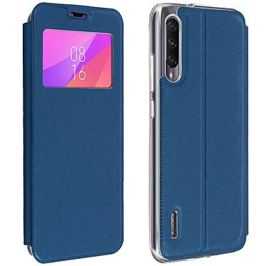 Avizar Etui folio Bleu pour Xiaomi Mi A3 Etui folio Bleu Xiaomi Mi A3