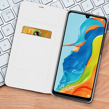 Acheter Avizar Etui folio Blanc pour Huawei P30 Lite , Honor 20S , Huawei P30 Lite XL