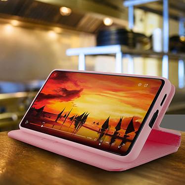 Avis Avizar Etui folio Rose Champagne pour Xiaomi Mi 9T , Xiaomi Mi 9T Pro