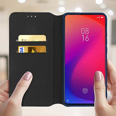 Acheter Avizar Etui folio Bleu Nuit pour Xiaomi Mi 9T , Xiaomi Mi 9T Pro