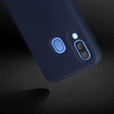 Avis Avizar Coque Bleu Nuit pour Samsung Galaxy A40