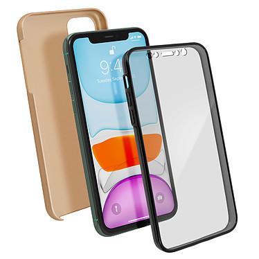 Avizar Coque Dorée Intégrale pour Apple iPhone 11 Coque Dorée intégrale Apple iPhone 11