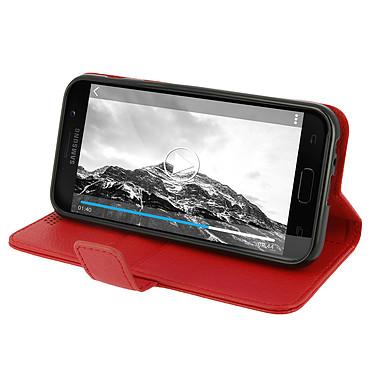 Avis Avizar Etui folio Rouge pour Samsung Galaxy A3 2017