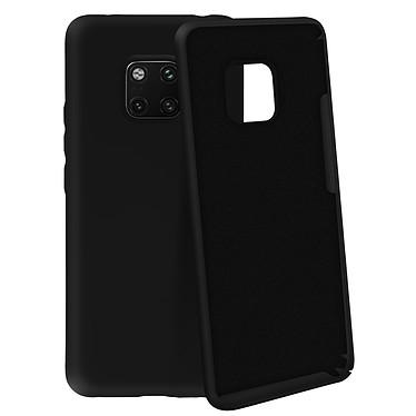 Avizar Coque Noir Semi-Rigide pour Huawei Mate 20 Pro pas cher