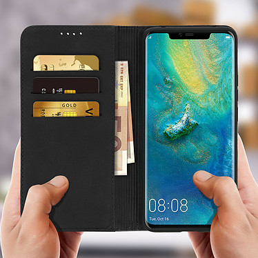 Avis Avizar Etui folio Noir pour Huawei Mate 20 Pro