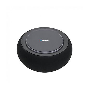 Blaupunkt MP3250 noir Enceinte bluetooth  puissance sonore 10W  4H d'autonomie en lecture  2en1 grâce a son chargeur induction intégré