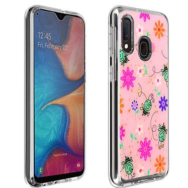 Avizar Coque Rose pour Samsung Galaxy A20e Coque Rose Samsung Galaxy A20e