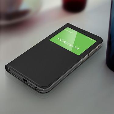 Acheter Avizar Etui folio Noir pour Samsung Galaxy J6 Plus