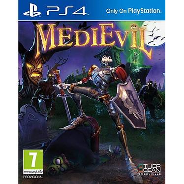 MediEvil (PS4) Jeu PS4 Action-Aventure 12 ans et plus