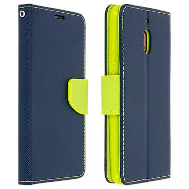 Avizar Etui folio Bleu pour Nokia 2.1 Etui folio Bleu Nokia 2.1