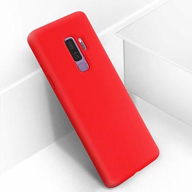 Avizar Coque Rouge pour Samsung Galaxy S9 Plus pas cher