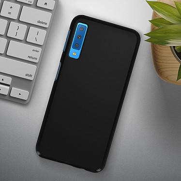 Avis Avizar Coque Noir pour Samsung Galaxy A7 2018