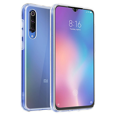Avizar Coque Transparent pour Xiaomi Mi 9 SE pas cher