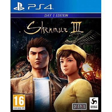 Shenmue III (PS4) Jeu PS4 Combat 16 ans et plus