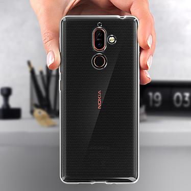 Acheter Avizar Coque Transparent pour Nokia 7 plus