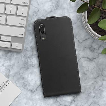 Acheter Avizar Etui à clapet Noir pour Huawei P20