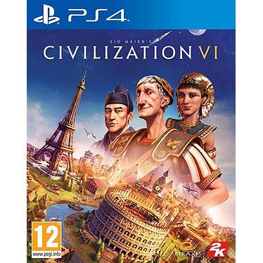 Civilization VI (PS4) Jeu PS4 Gestion 12 ans et plus