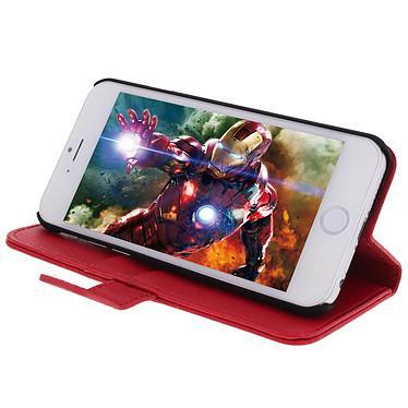 Avis Avizar Etui folio Rouge pour Apple iPhone 6 , Apple iPhone 6S