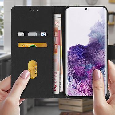 Acheter Avizar Etui folio Noir pour Samsung Galaxy S20